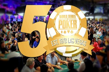 WSOP $1,000 Mini Main Event Announcement
