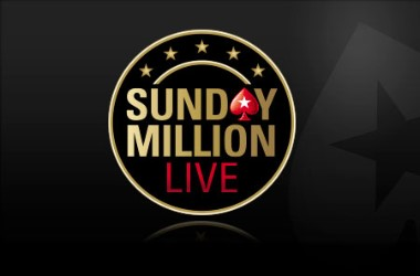 PokerStars Sunday Million to Offer $10 Million on April 14