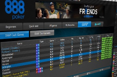 888Poker Reveals Its New Poker Platform – Poker 8
