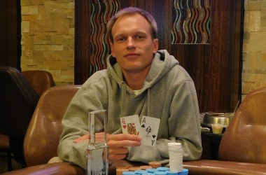 Mantas Stikelis Claims First Place in Ante Up Poker Tour 2019